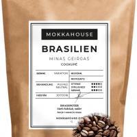 Ristede kaffebonner Brasilien MinasGeiras cooxupe3