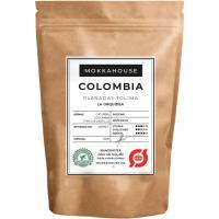 COLOMBIA okologisk rainforest
