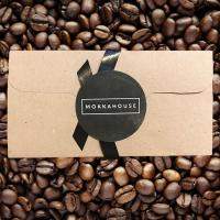 Gavekort kaffebonner