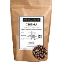 Ristede kaffebonner Crema EspressoBlend Brasil Etiopien Indonesien Uganda2