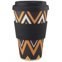 ecoffee cup zigzag 400 ml