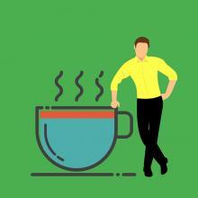 Dit kaffe behov billede