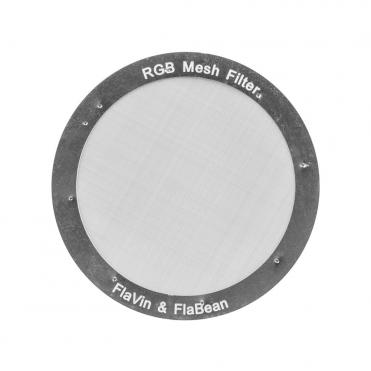 Aeropress metalfilter core RGB mesh filter