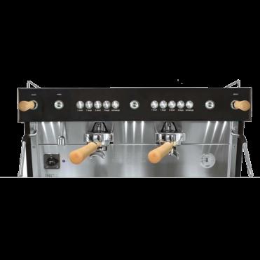 Ascaso barista 2GR black wood joystick2
