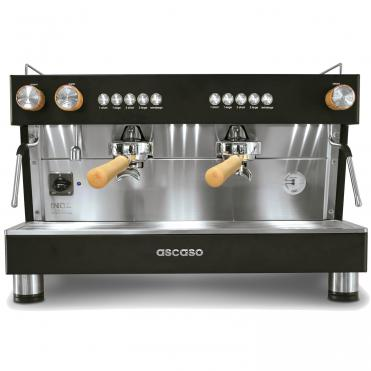 Ascaso barista 2GR black wood