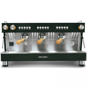 Ascaso barista 3GR black wood