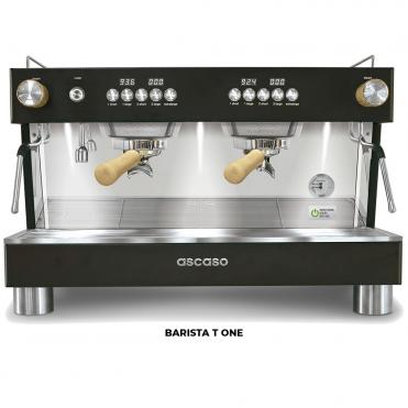 Ascaso barista t one 2GR black wood