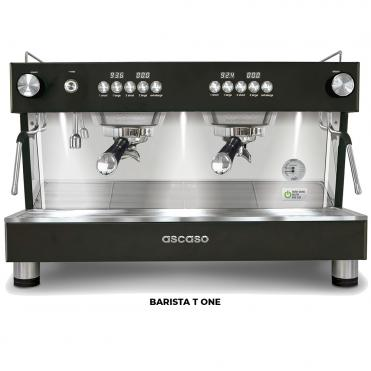 Ascaso barista t one 2GR black