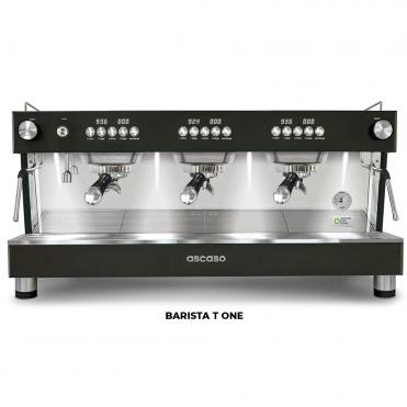 Ascaso barista t one 3GR black