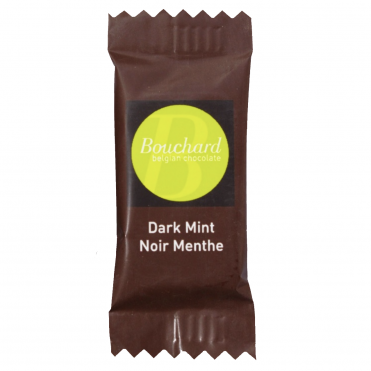 Bouchard Lescaut Belgisk Chokolade dark mint