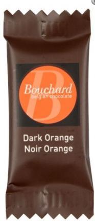 Bouchard Lescaut Belgisk Chokolade dark orange