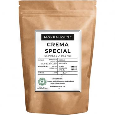 Crema special rain forest alliance2