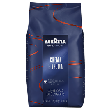 Lavazza Crema e aroma kaffe