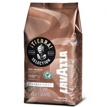 Lavazza Tierra kaffe