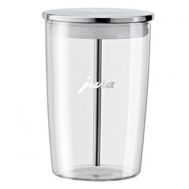 Maelkebeholder i glas fra JURA 05L