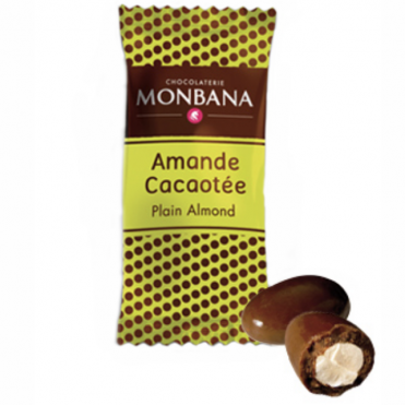 Monbana mandler chokolade