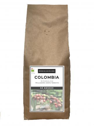 Ra bonner Colombia oko