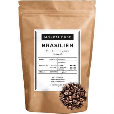Ristede kaffebonner Brasilien MinasGeiras cooxupe4
