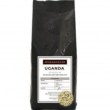UGANDA screen 18 gronne bonner