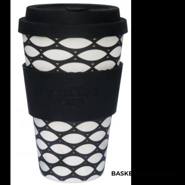 ecoffee cup bsketcase 400 ml kopi