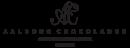 Aalborg chokoladen logo