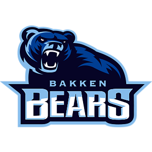 Bakken Bears official logo stor