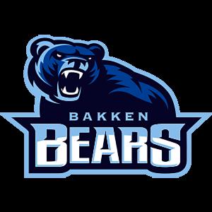 Bakken Bears official logo stor